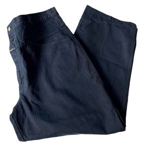 Marithe Francois Girbaud Pants Blue Size 38